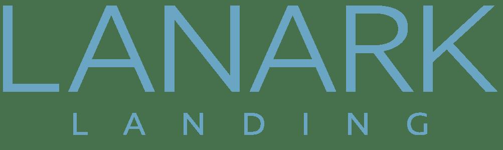 Lanark Landing logo
